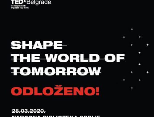TEDxBelgrade 2020
